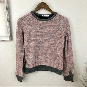T by Alexander Wang Terry Knit Sweater